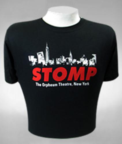 Stomp Skyline Tee - Unisex