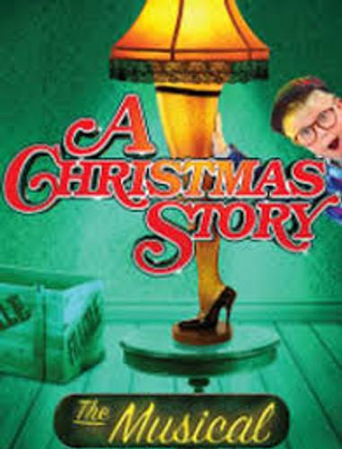 A Christmas Story Cast Recording CD