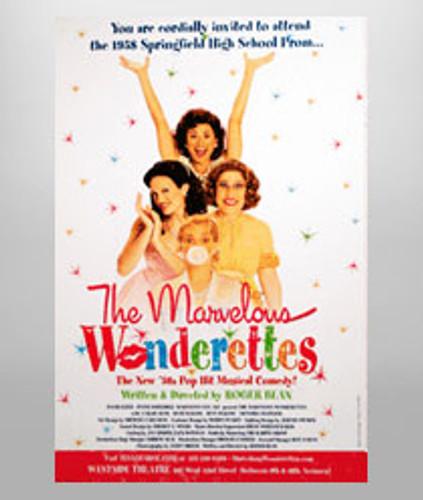 The Marvelous Wonderettes Poster