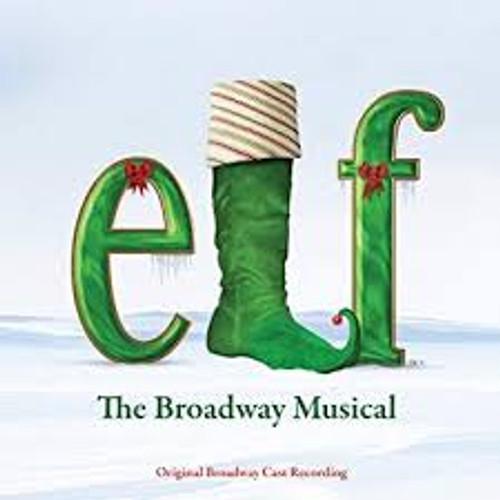 Elf Cast Recording CD