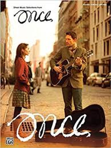 Once Vocal Selections/Sheet Music