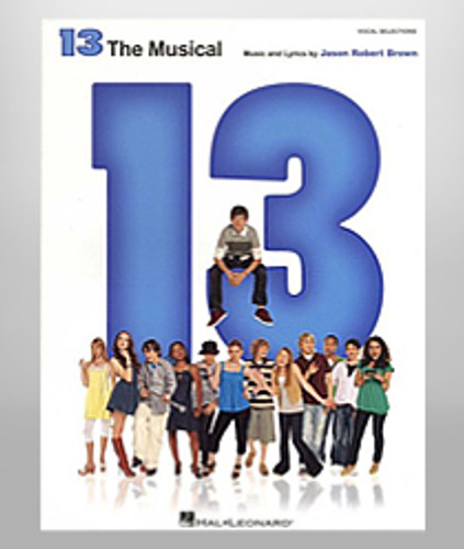 13 The Musical Vocal Selections/Sheet Music