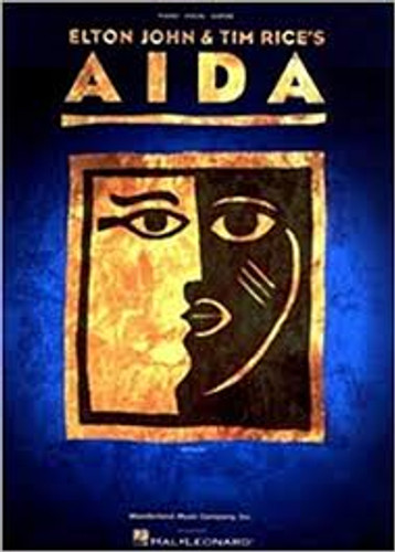 Aida Vocal Selections/Sheet Music