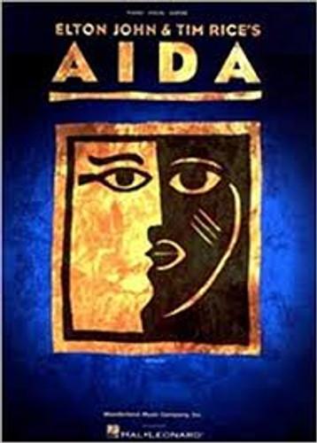 Aida Vocal Selections/Sheet Music