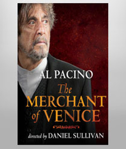 The Merchant of Venice (Al Pacino) Poster