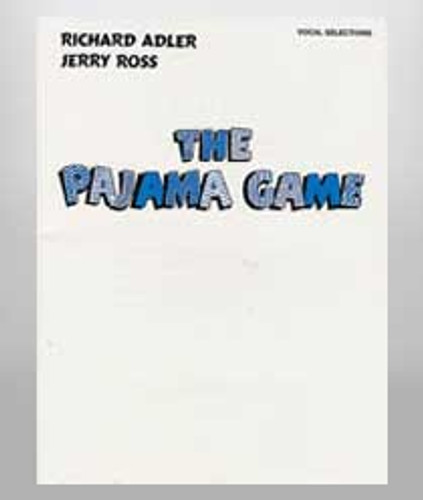 The Pajama Game Vocal Selections/Sheet Music