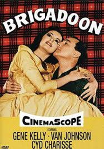 Brigadoon DVD