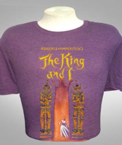 King & I Poster Tee - Unisex