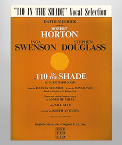 110 in the Shade Vocal Selections/Sheet Music