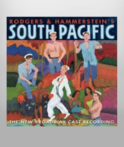 South Pacific Revival Cast Recording CD