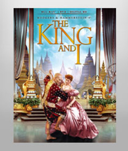 The King and I - Blu Ray/DVD Set