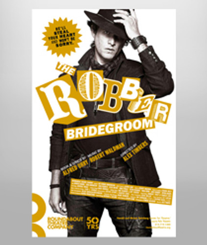 The Robber Bridegroom Poster