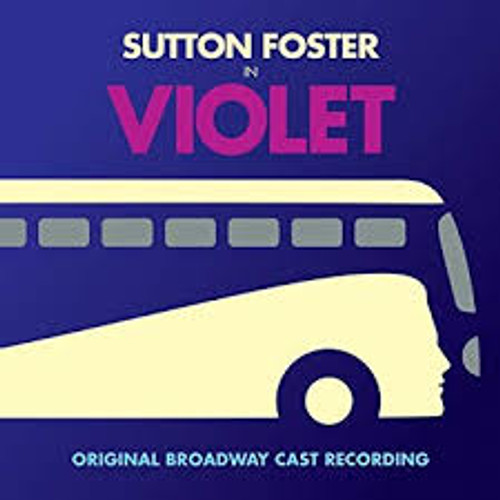 Violet Cast Recording CD