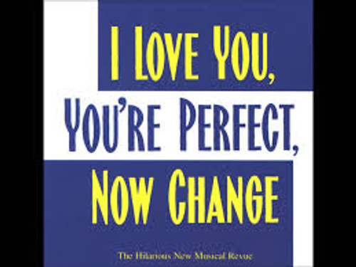 I Love You, You're Perfect... Cast Recording CD