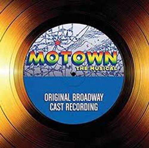 Motown Cast Recording CD