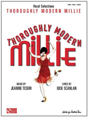 Thoroughly Modern Millie Vocal Selections/Sheet Music