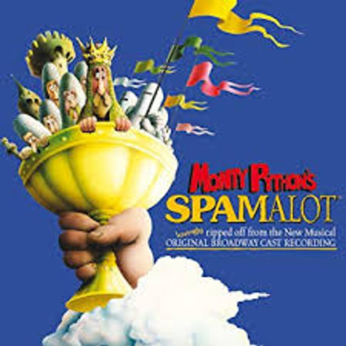 Spamalot Cast Recording CD