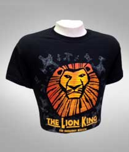 The Lion King Logo Tee - Unisex
