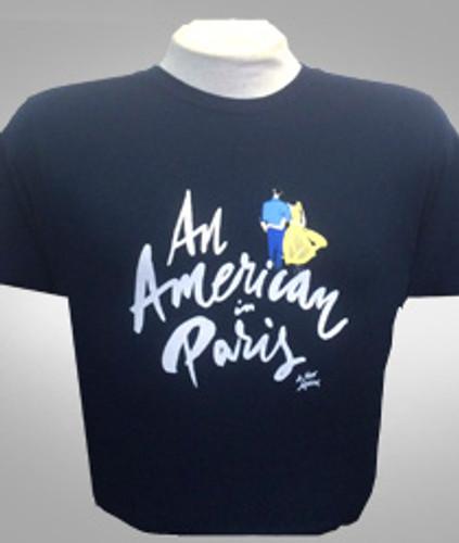 An American in Paris Logo Tee - Unisex