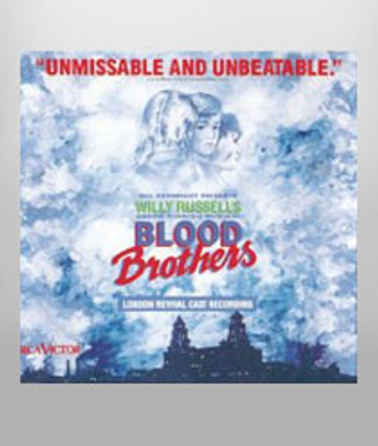 Blood Brothers (London) Cast Recording CD