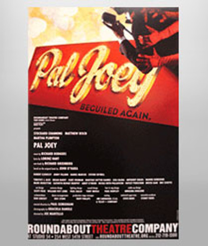 Pal Joey Poster