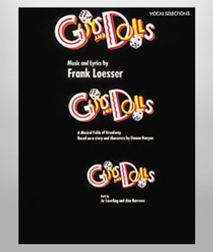 Guys and Dolls Vocal Selections/Sheet Music