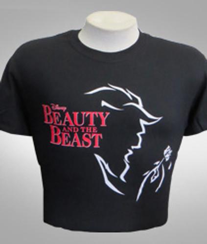 Beauty and the Beast Logo Tee - Unisex
