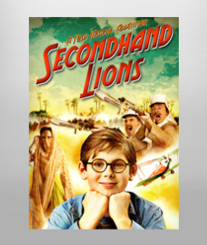 Secondhand Lions Magnet