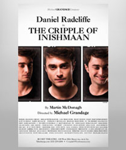 The Cripple of Inishmaan Poster (Daniel Radcliffe)