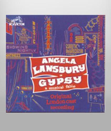 Gypsy - London Cast Recording