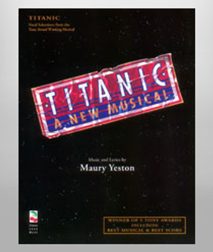 Titanic Vocal Selections/Sheet Music