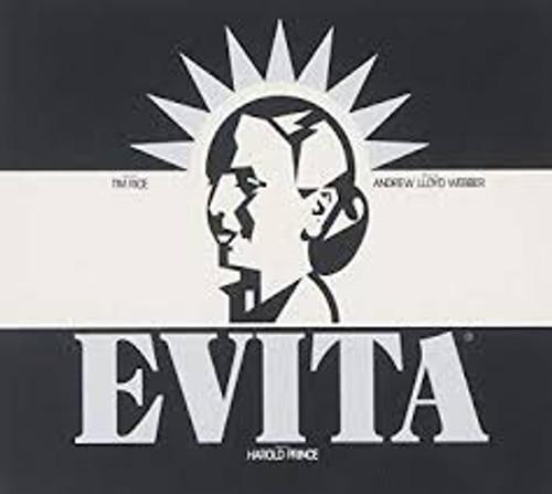 Evita (OBC) Cast Recording CD