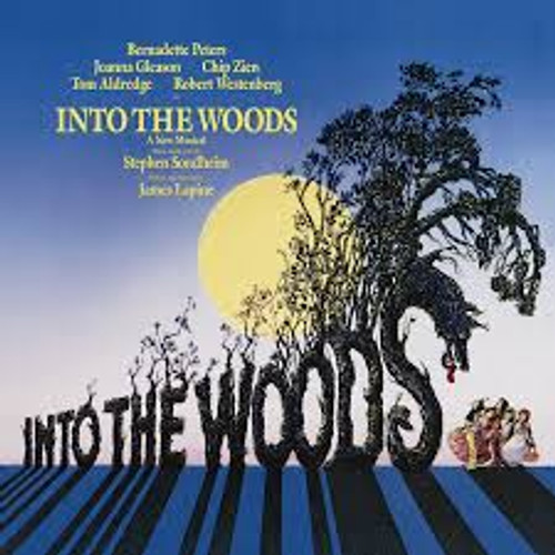 Into the Woods Cast Recording CD