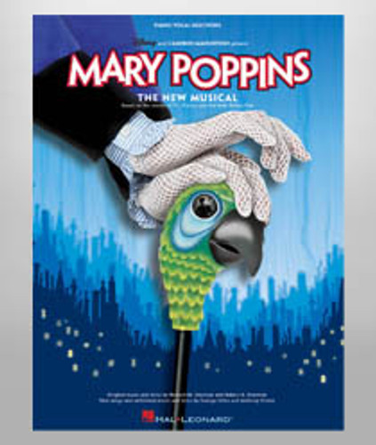 Mary Poppins Vocal Selections/Sheet Music