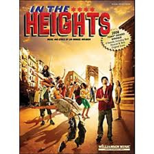 In the Heights Vocal Selections/Sheet Music