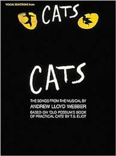 Cats Vocal Selections/Sheet Music