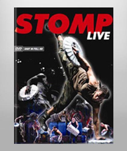 Stomp DVD - Live