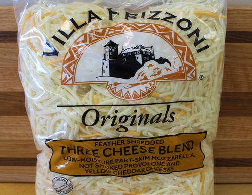 3 cheese blend