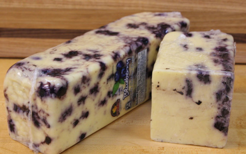Blueberry Cheddar