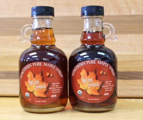 Maple Syrup, 8oz glass btl