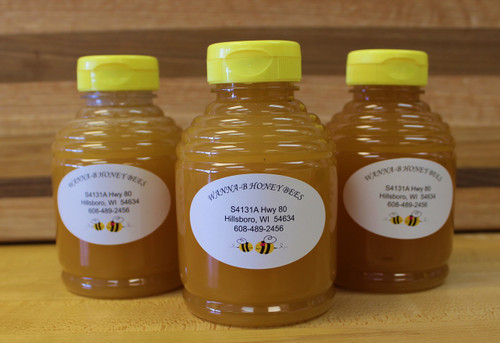Raw Honey, 1lb