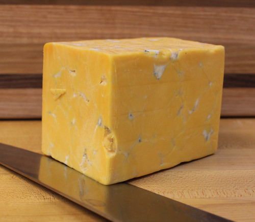 Cheddar with Blue Cheese