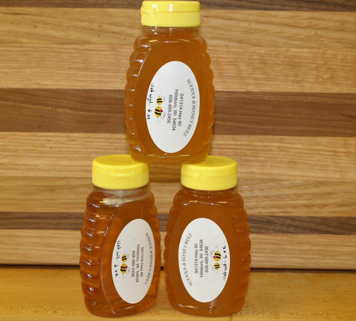 Raw Honey, 6oz