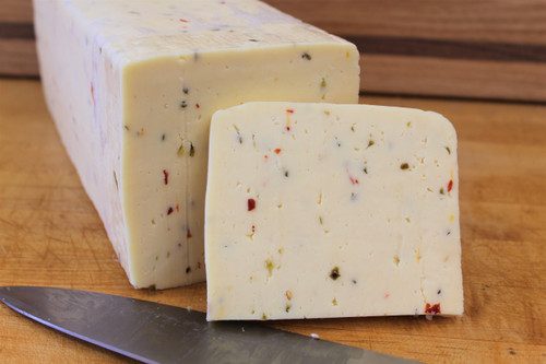 Jalapeno Hot-Pepper Havarti
