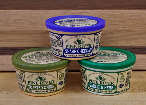 Pine River Cheese Spreads