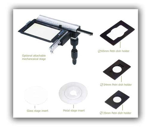 54mm Glass Slide Holder