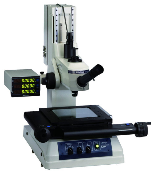 Mitutoyo MF-A1010D Measuring Microscope with Monocular Head