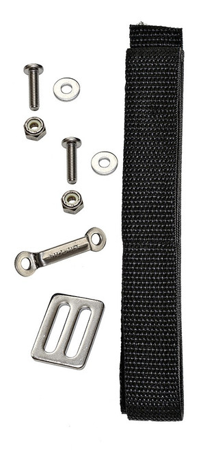 Kayak  Webbing Pull Up With Fixings