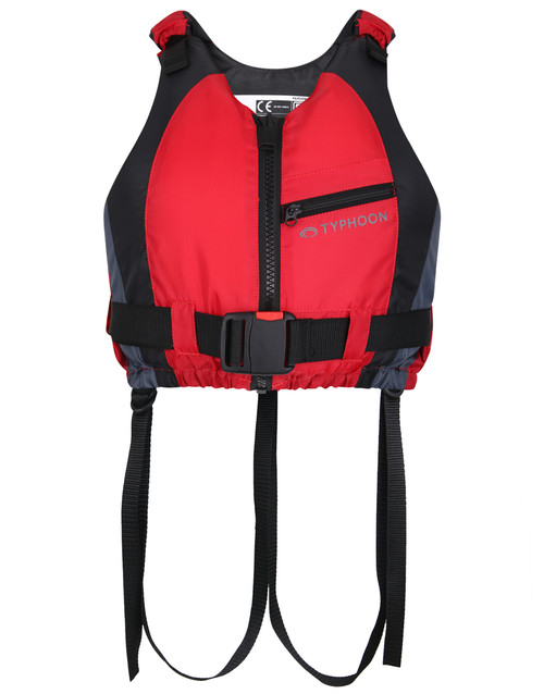 Typhoon Amrok Red Junior XS/S  Chest Size 71-91 cm   28-36 Inches  Weight    30-50 Kg      40N