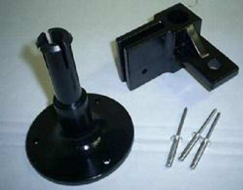 Sun Dolphin & Water Wheeler  Rudder Bracket  Assembly Kit
